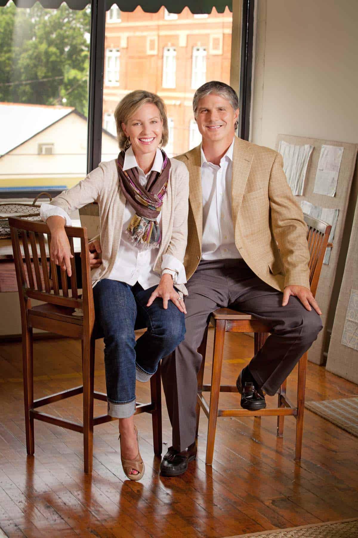 Darren &  Kathryn Ash