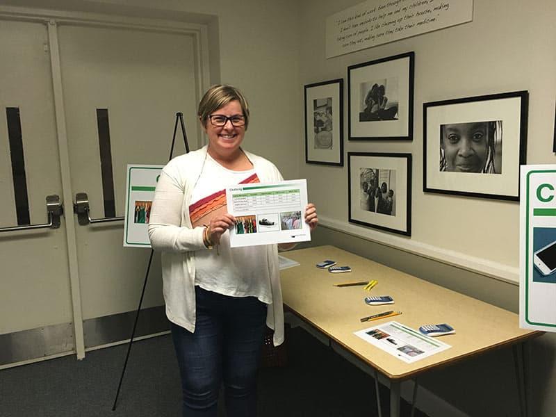 Susan Crain - Volunteer Spotlight - Charlotte Family Housing