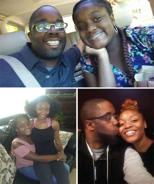 Lamont Simmons Family
