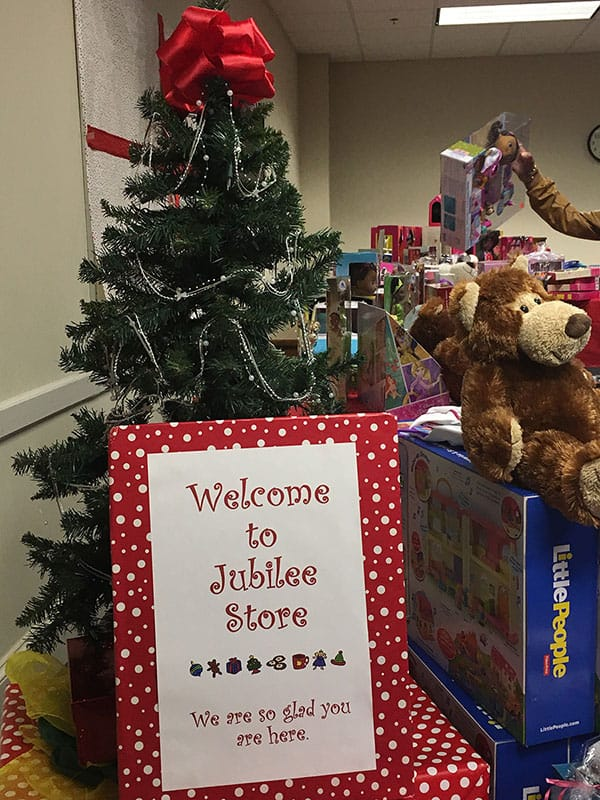 Jubilee Christmas Store